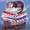 Рисование по номерам Зимний сон (AS0231) 40 х 40 см ArtStory [Без коробки]
