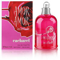Cacharel Amor Amor In A Flash Edt L 50