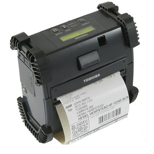 Мобільний принтер чеків-етикеток Toshiba B-EP4DL