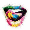Холст для рисования Игривая улыбка (AS0235) 40 х 40 см ArtStory [Без коробки]