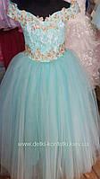 Платье на выпускной 6-7 лет, 9-10 лет