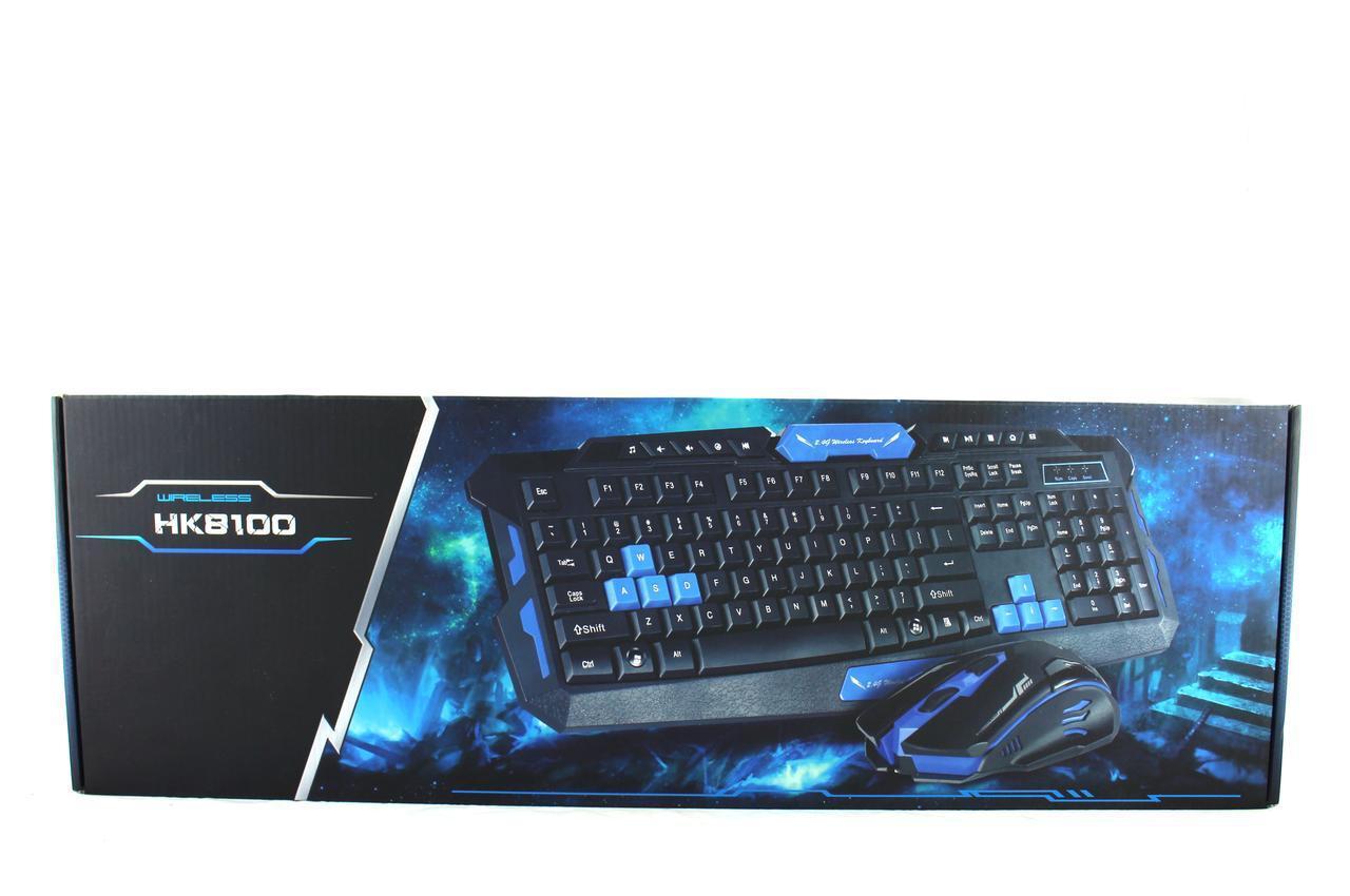 Клавиатура KEYBOARD HK-8100 (20) в уп. 20шт