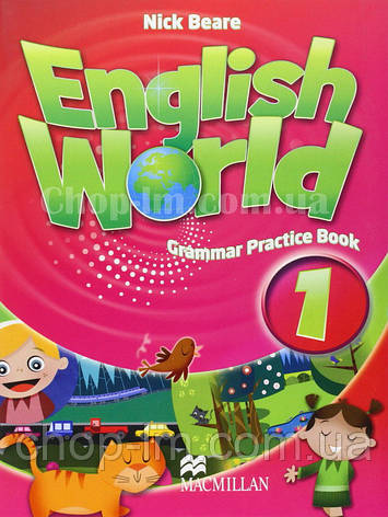 English World 1 Grammar Practice Book (грамматика), фото 2