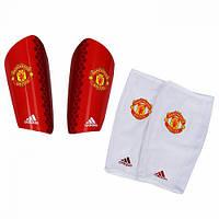 Футбольные щитки Adidas Manchester United PRO Lite Shin Guard Football Soccer AP7066