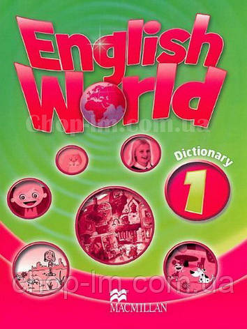 English World 1 Dictionary (словарь), фото 2