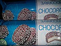 Шоколадное сендвич-печенье Chocopaye с кокосовой стружкой, 216 г