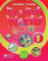 English World 1 Teacher's Guide with Pupil's eBook (книга для учителя с кодом)