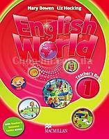 English World 1 Teacher's Book (книга для учителя)
