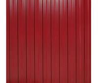 Профлист ПМ-10 RAL 3005 (красный) 0,30х950хх2000, фото 1