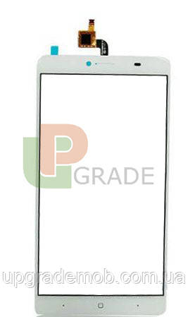 Тачскрин для Doogee Y6 Max, белый - UPgrade-запчасти для мобильных телефонов и планшетов в Днепре