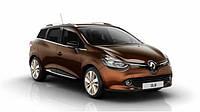 Накладки на пороги Renault Clio 3/4 (2005+)
