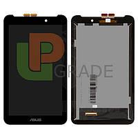 """Дисплей для Asus ME170C MeMO Pad 7""""/FE170CG (K01A/ K012/K017) + тачскрин, черный"""