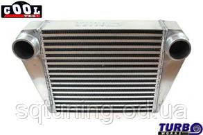 """Интеркулер backward TurboWorks 350x300x76 2,5"""" (63 мм)"""