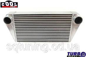 """Интеркулер backward TurboWorks 400x300x102 3"""" (76 мм)"""