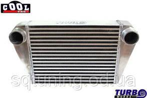 """Интеркулер backward TurboWorks 400x300x76 2,5"""" (63 мм)"""
