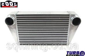 """Интеркулер backward TurboWorks 450x300x102 3"""" (76 мм)"""
