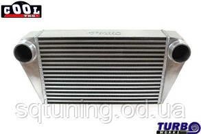 """Интеркулер backward TurboWorks 500x300x102 3"""" (76 мм)"""