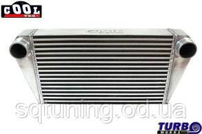 """Интеркулер backward TurboWorks 500x300x76 2,5"""" (63 мм)"""