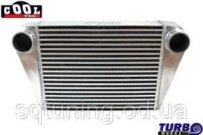 """Интеркулер backward TurboWorks 450x350x76 3"""" (76 мм)"""