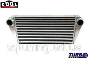 """Интеркулер backward TurboWorks 600x300x76 2,5"""" (63 мм)"""
