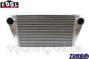 """Интеркулер backward TurboWorks 600x350x76 3"""" (76 мм)"""