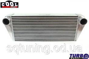 """Интеркулер backward TurboWorks 700x300x102 3"""" (76 мм)"""
