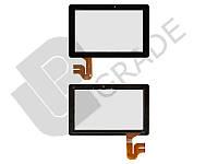 Тачскрин для Asus TF700T Transformer Pad Infinity, #5184N FPC-1, rev:0.2, черный