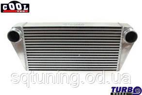 """Интеркулер backward TurboWorks 600x300x102 3"""" (76 мм)"""