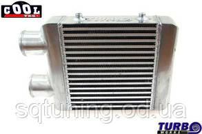 "Интеркулер односторонний TurboWorks 300x280x76 3"" (76 мм)"