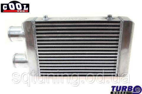 "Интеркулер односторонний TurboWorks 400x300x76 3"" (76 мм)"