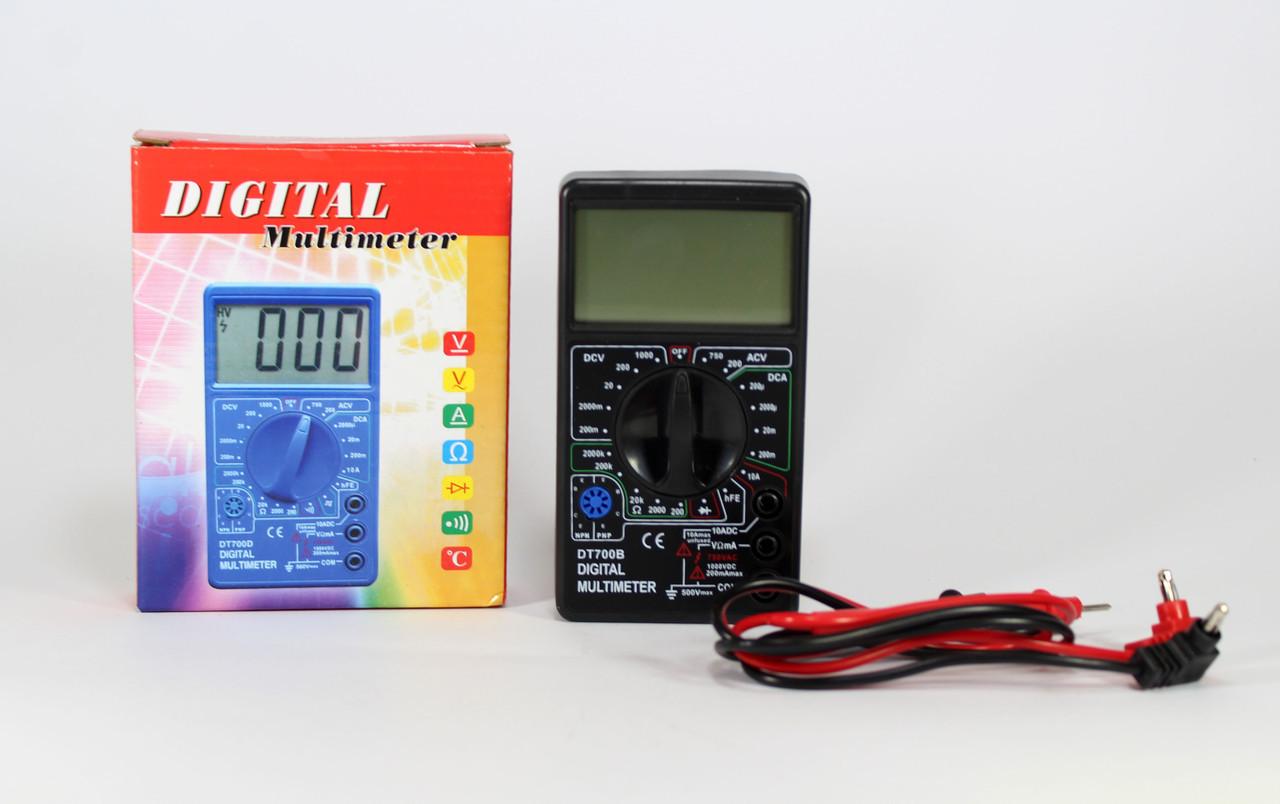 Мультиметр DT 700B (100) в уп. 100шт.