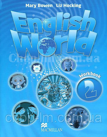 English World 2 Workbook for Ukraine (рабочая тетрадь по английскому языку), фото 2