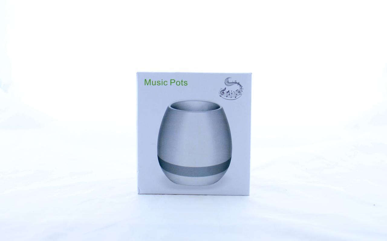 Моб.Колонка SPS Musik Pots \ Plant +BT (30) в уп. 30шт.