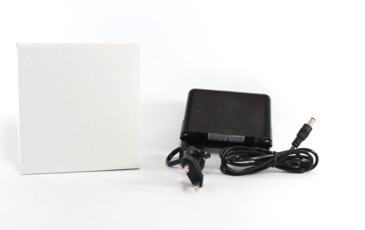 Адаптер 12V 2A waterprof   (разъём 5.5*2.5mm)  (100) в уп. 100шт.