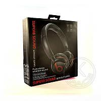Наушники MP3 Dr.Dre Q3 (Bluetooth/Micro SD player/FM radio/Headset) HD828