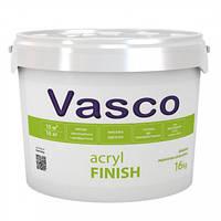 Шпатлевка акриловая Acryl Finish (Акрил Финиш) 16 кг, Vasco