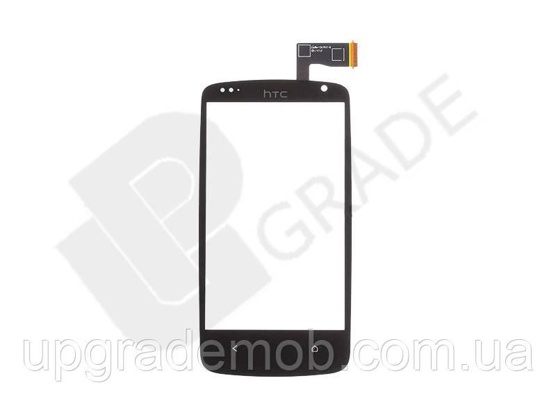 Тачскрин HTC 500 Desire/506e, черный