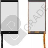 Тачскрин (сенсор)  HTC 601n One mini, черный