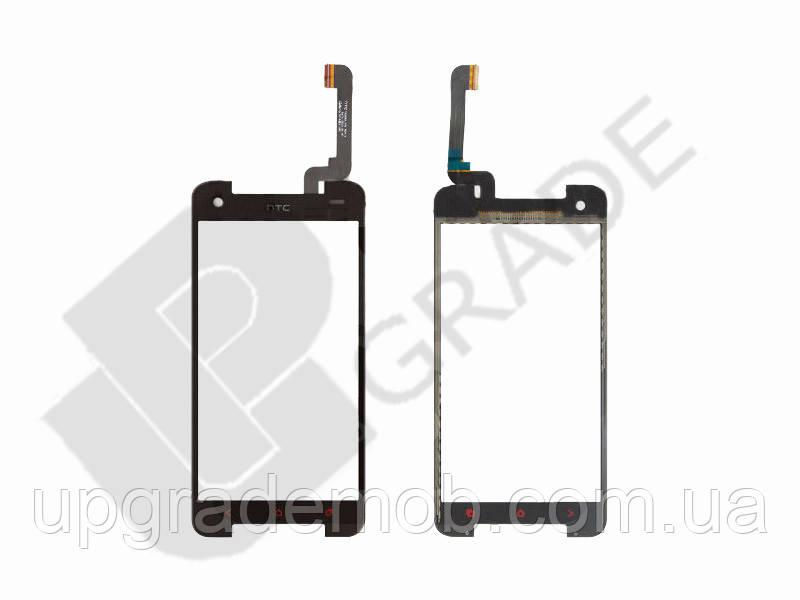 Тачскрин HTC 901e/901s Butterfly S, черный