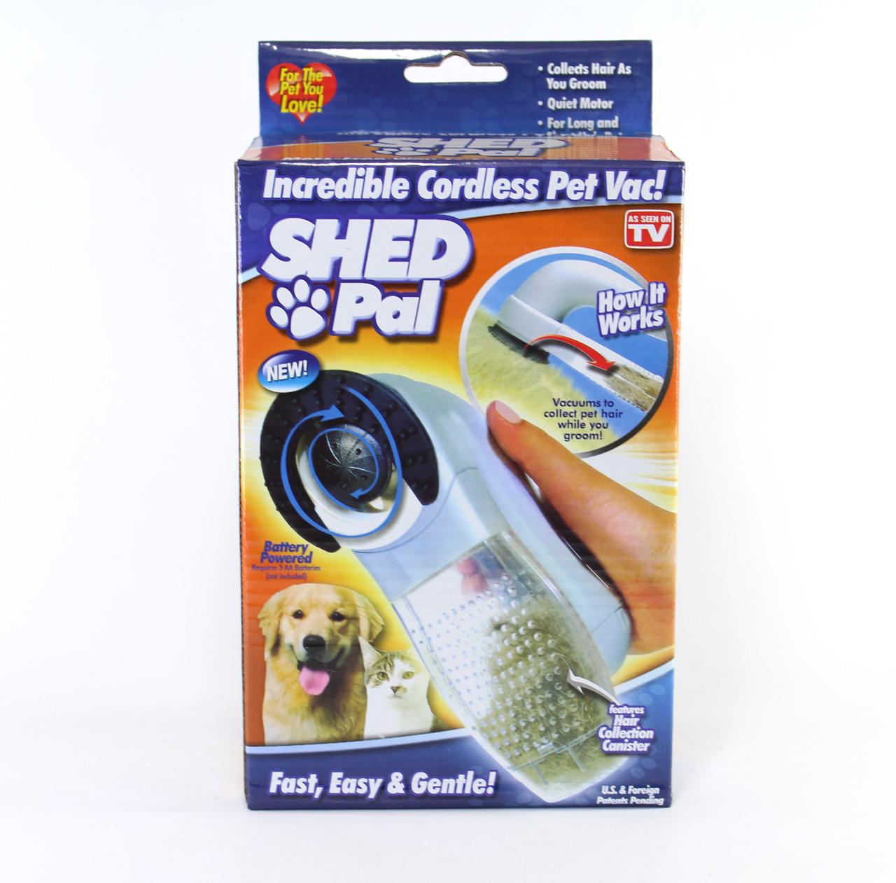 Стрижка для собак SHED PAL - PET CARE (48) в уп. 48шт.