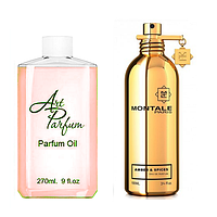 208. Концентрат 270 мл. Montale Amber & Spices