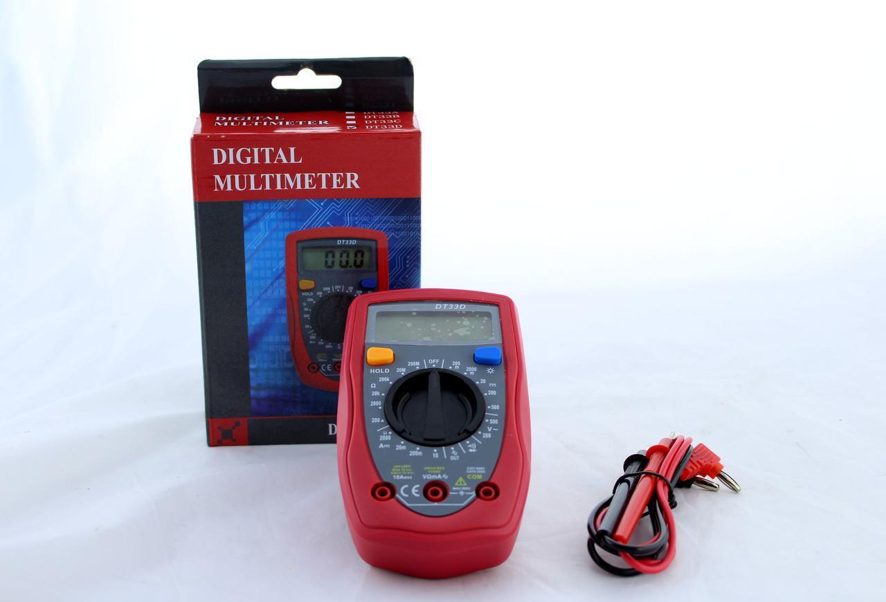 Мультиметр DT UT33D (60) в уп. 60шт.
