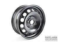 Оригинал Диск колесный стальн. 6 1/2J16H2 ET50 5x112 на Volkswagen Golf 5 (2003 - 2008) 1K1, 1K5