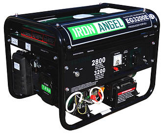 Генератор Iron Angel EG 3200 E