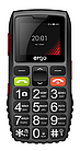 Мобільний телефон ERGO F184 Respect Dual Sim black