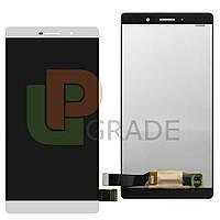 Дисплей для Huawei P8 Max (DAV-703L) + тачскрин, белый