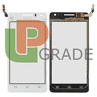 Тачскрин для Huawei G600 (U8950-1) Ascend/U9508, белый