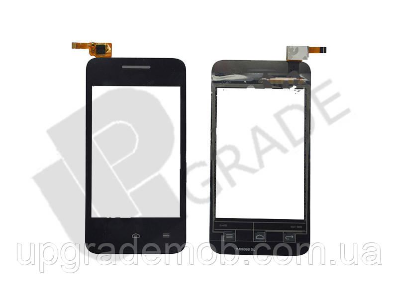 Тачскрин Huawei Y220 Ascend, черный