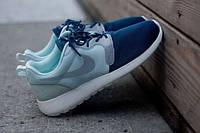 Мужские летние кроссовки Nike Roshe Run 40 37 Красный