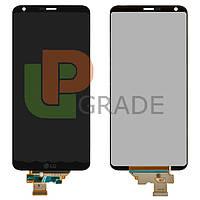 Дисплей для LG H870 G6/H871/H872/H873/LS993/US997/VS998 + тачскрин, черный, оригинал (Китай)